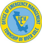 Office of Emergency Management - Township of River Vale - Logo